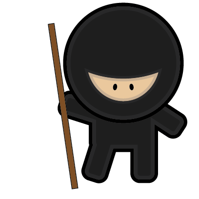 Fighting Ninja messages sticker-5