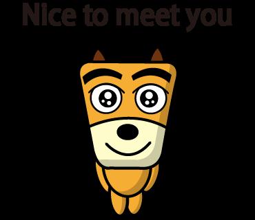 TF-Dog 4 Stickers messages sticker-6