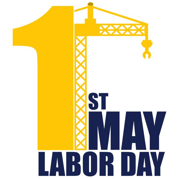 Happy Labour Day - 1st May messages sticker-4