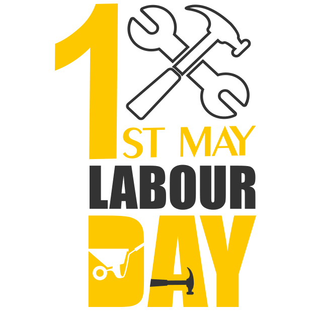 Happy Labour Day - 1st May messages sticker-5