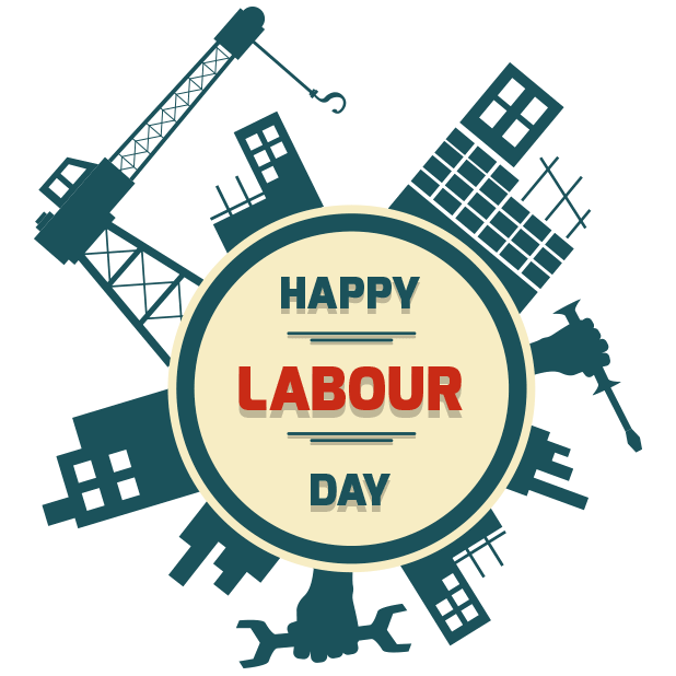 Happy Labour Day - 1st May messages sticker-2