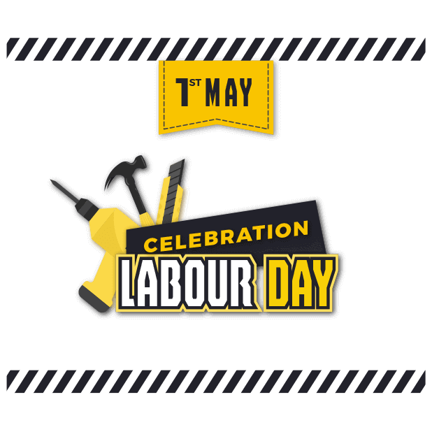 Happy Labour Day - 1st May messages sticker-10