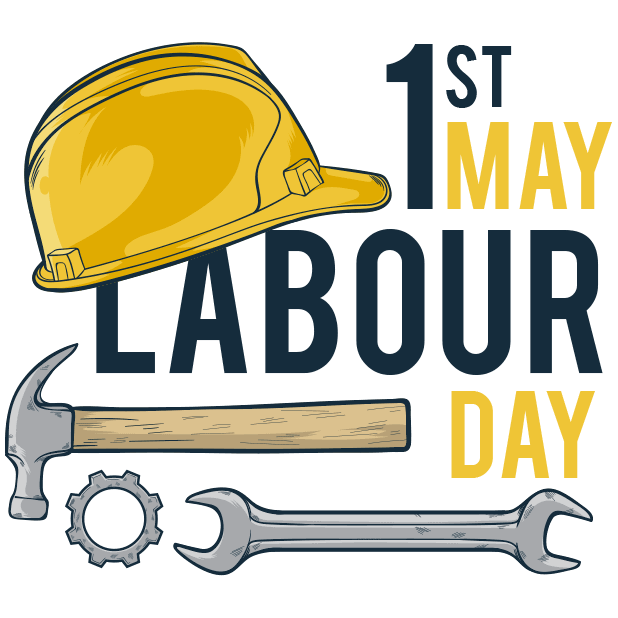 Happy Labour Day - 1st May messages sticker-11