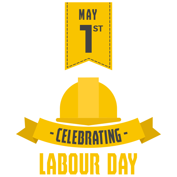 Happy Labour Day - 1st May messages sticker-7