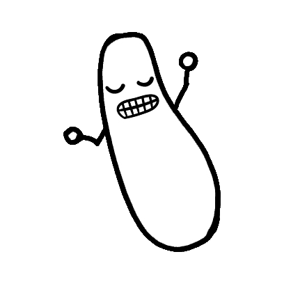 Design Picklemojis messages sticker-11