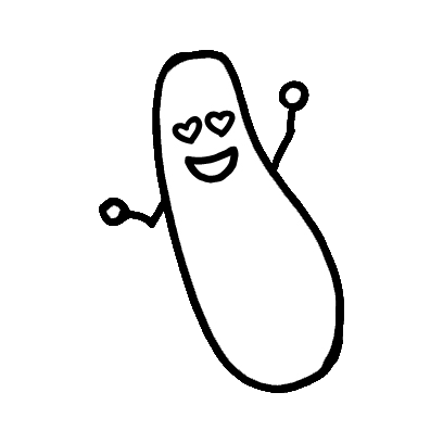 Design Picklemojis messages sticker-6
