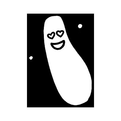 Design Picklemojis messages sticker-6