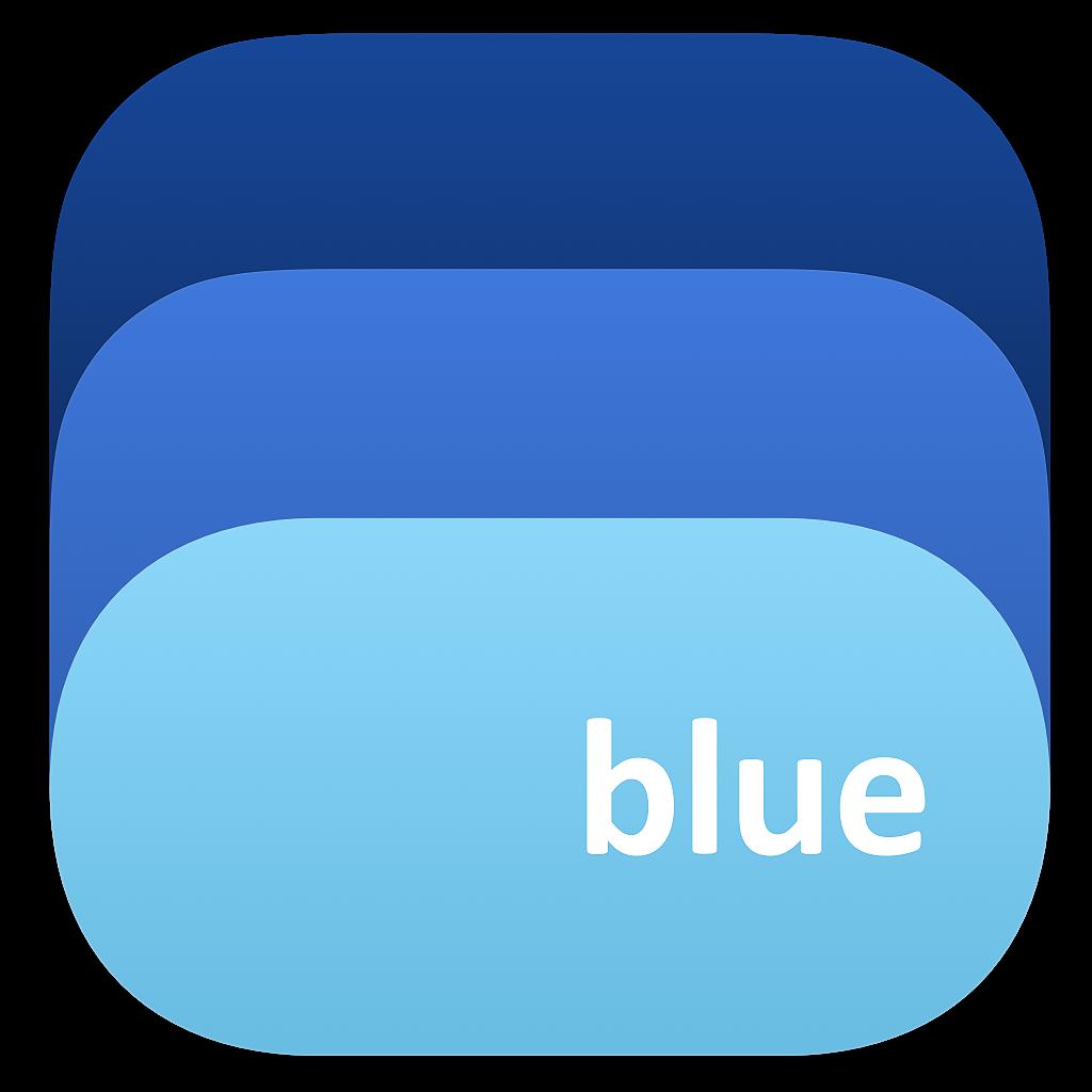 BlueWallet - Bitcoin wallet messages sticker-1