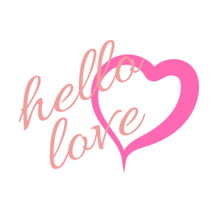 Hearts and kissess messages sticker-7