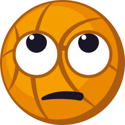 Basketball Pack by EmojiOne messages sticker-4