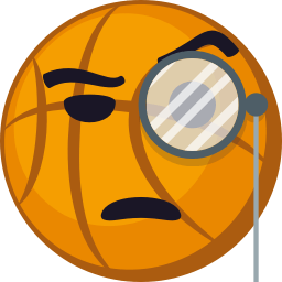Basketball Pack by EmojiOne messages sticker-6