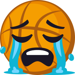 Basketball Pack by EmojiOne messages sticker-2