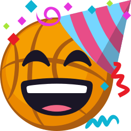 Basketball Pack by EmojiOne messages sticker-9