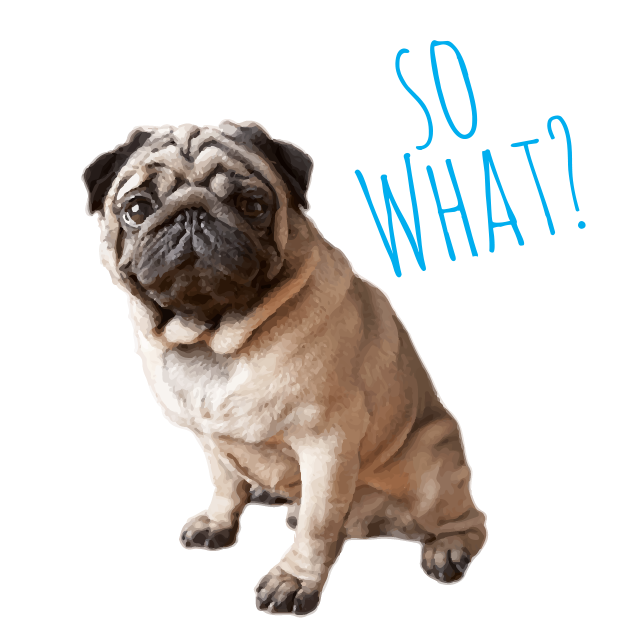 Pug Life messages sticker-4