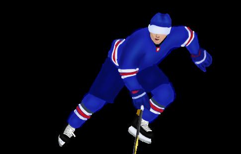 Hockey! Stickers messages sticker-1
