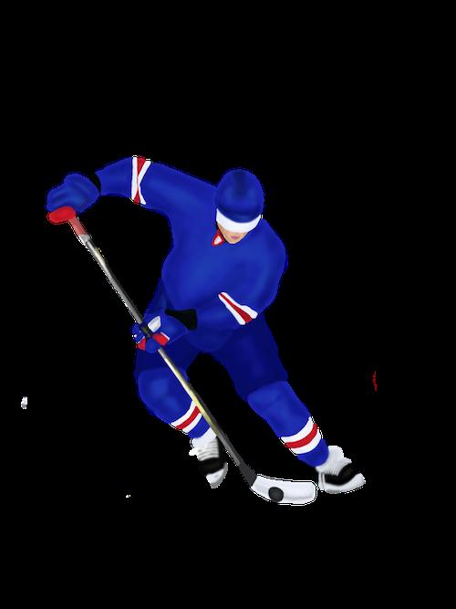 Hockey! Stickers messages sticker-5