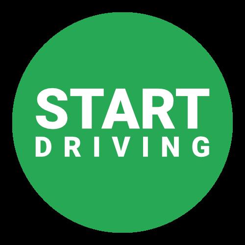 Modern Driving Log messages sticker-2