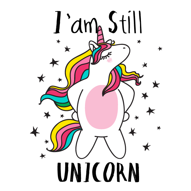 Unicorn Fun Emoji Stickers messages sticker-0