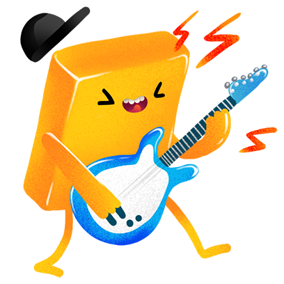 Rhythms: Learn to play music messages sticker-9