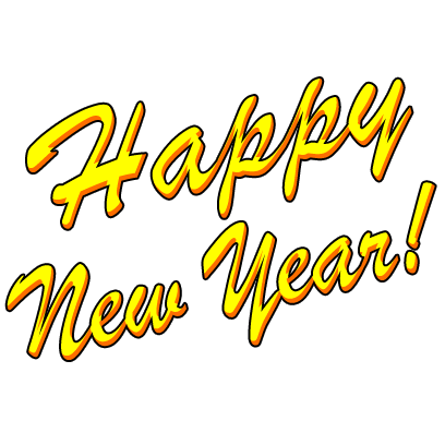 New Year's Fun Stickers messages sticker-3