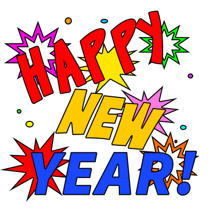 New Year's Fun Stickers messages sticker-6