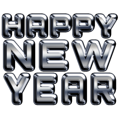 New Year's Fun Stickers messages sticker-8
