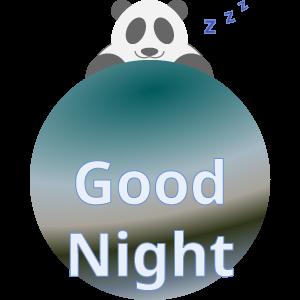 Panda UFO messages sticker-6