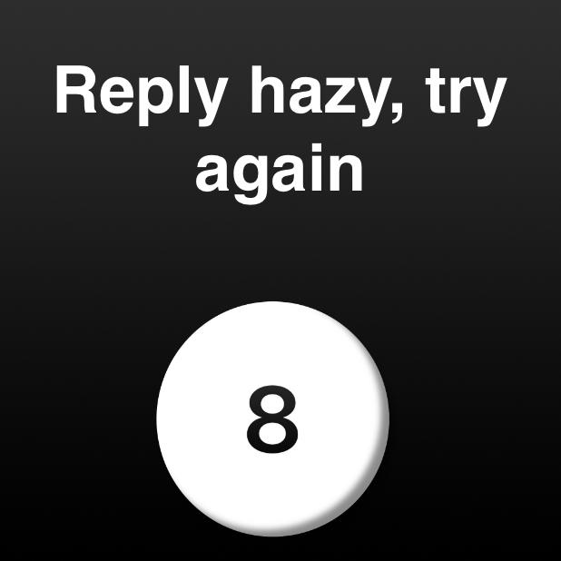Modern Magic Ball messages sticker-2