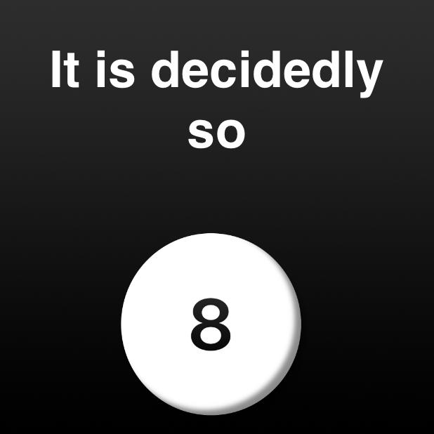 Modern Magic Ball messages sticker-4