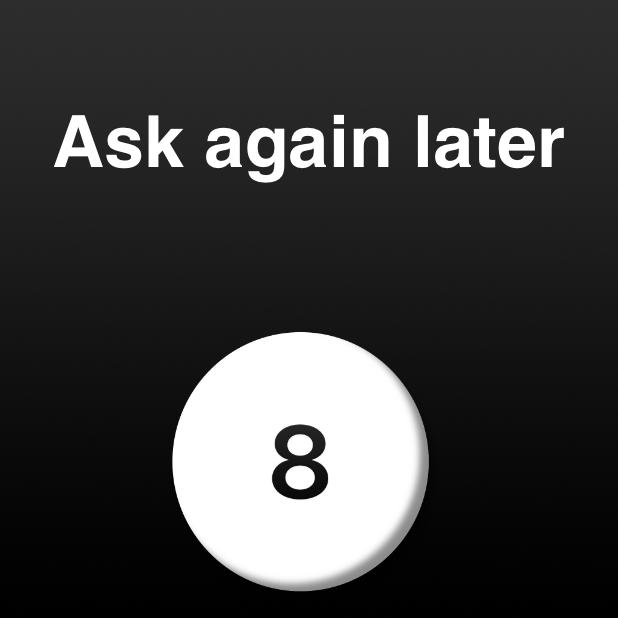 Modern Magic Ball messages sticker-6