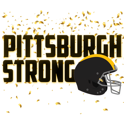 Steel Curtain Sticker Packer messages sticker-2