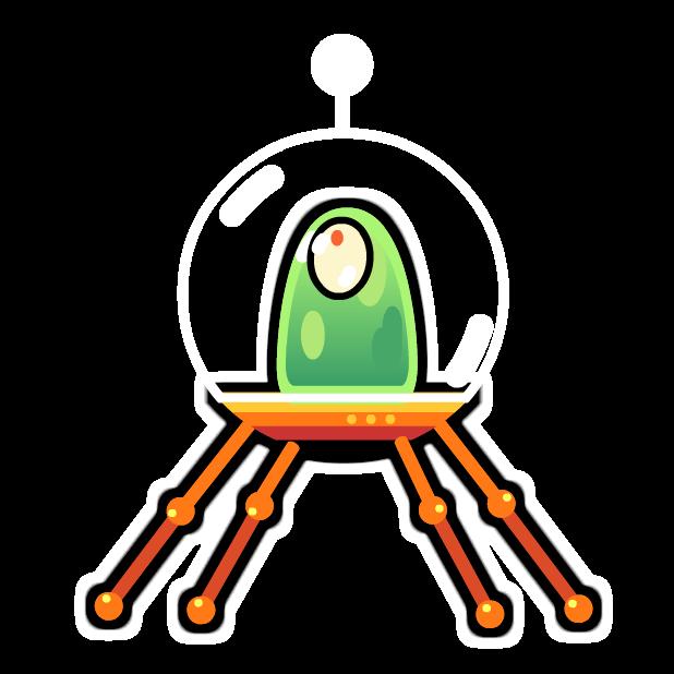 Monster Copter! messages sticker-11