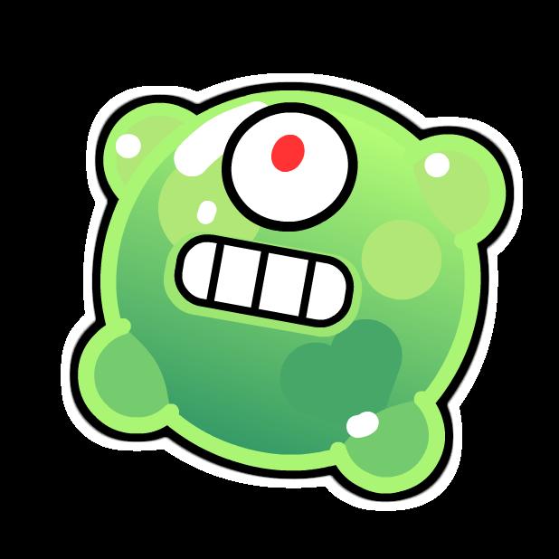 Monster Copter! messages sticker-3