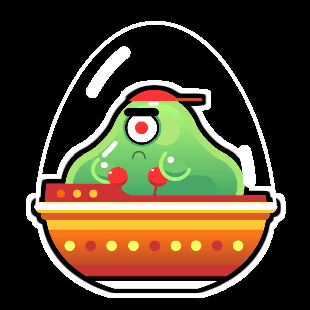 Monster Copter! messages sticker-2