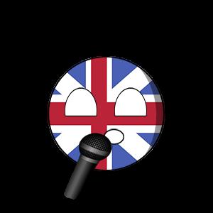 CountryBalls - UK messages sticker-3