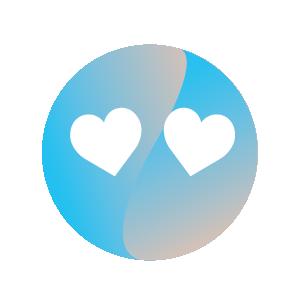 OnePartnerGroup Emojis messages sticker-6