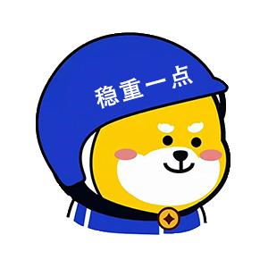 小柯基表情包 messages sticker-6