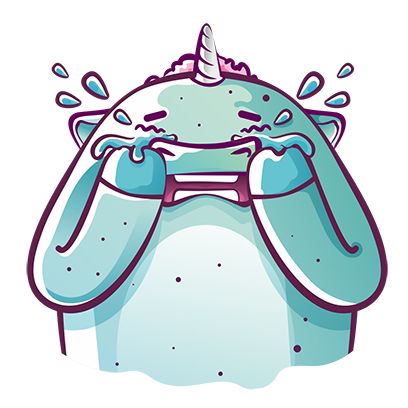 Bobby the Mint Unicorn messages sticker-6