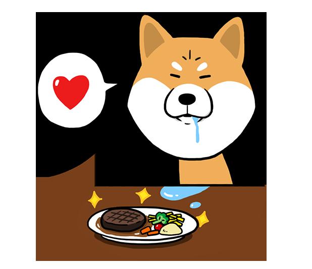 Shiba Dog 'Rui' messages sticker-5