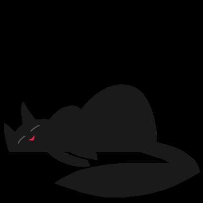 Maus Cat Stickers messages sticker-7