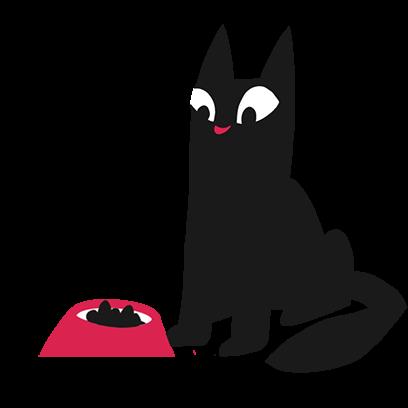 Maus Cat Stickers messages sticker-5