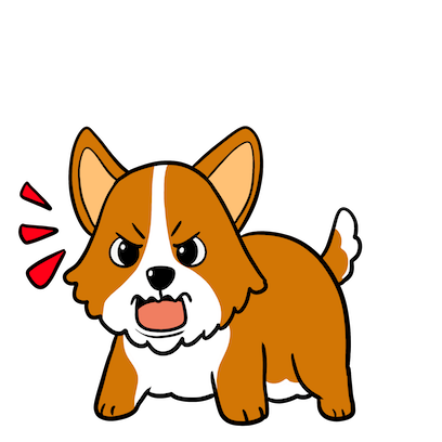 Royal Corgis Emoji Stickers messages sticker-4