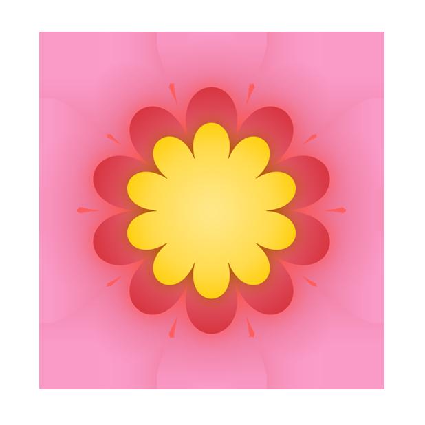 Mahjong Spring Flower Garden messages sticker-4