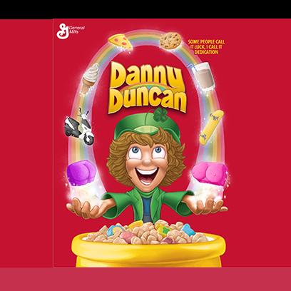 Danny Duncan Sticker Pack messages sticker-2