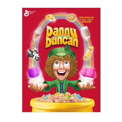 Danny Duncan Sticker Pack messages sticker-1