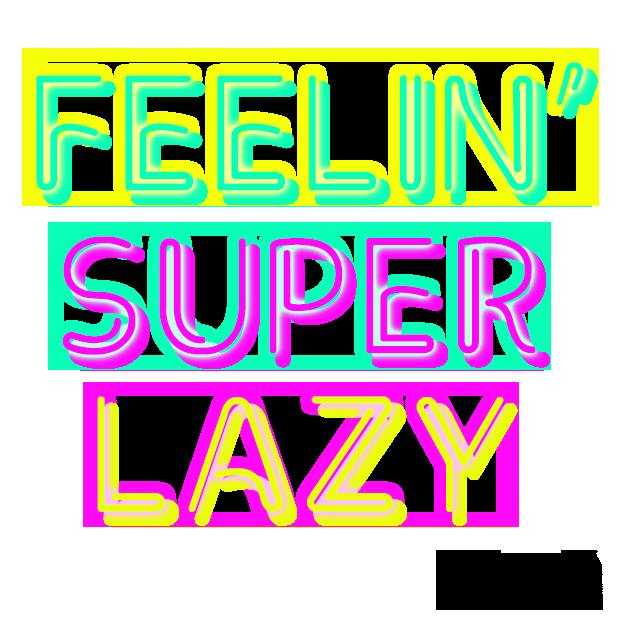 Lazy Sundays messages sticker-10