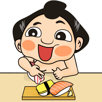 Sumo Wrestler Stickers messages sticker-2