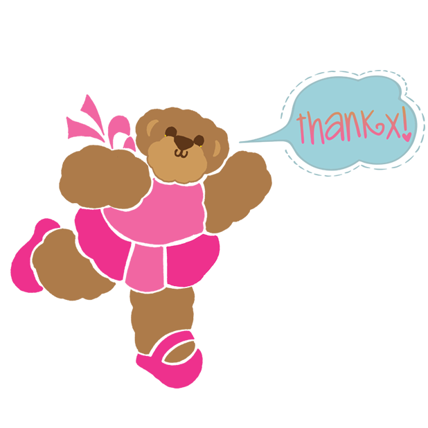 Primrose Cuddle Bears messages sticker-4
