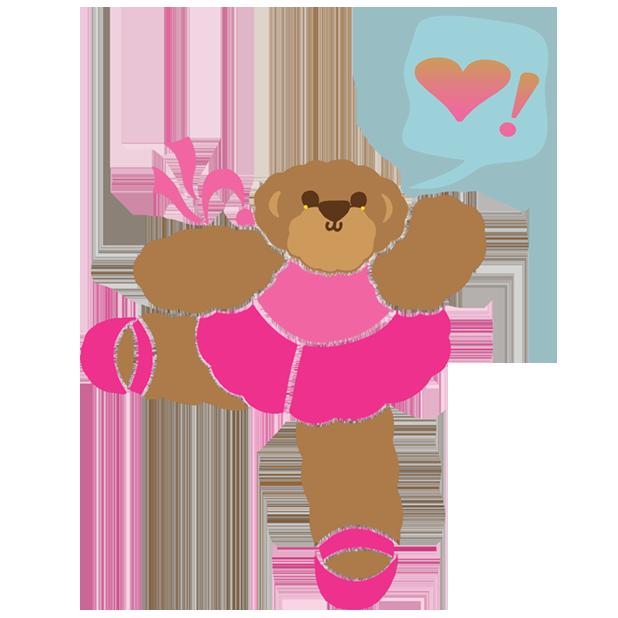 Primrose Cuddle Bears messages sticker-5