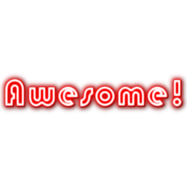 Ultimate Neon Stickers messages sticker-4